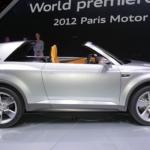 Jaunais Audi konceptauto Crosslane
