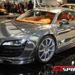 Monaco 2012: MTM R8 V10 BiTurbo
