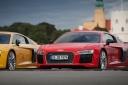 Audi superauto testbraucieni Biķerniekos