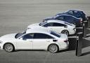 Audi plug-in hibrīdmodeļi